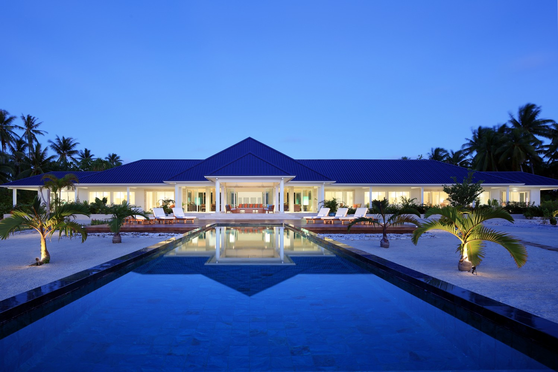 Bora Bora One Tropical Architecture